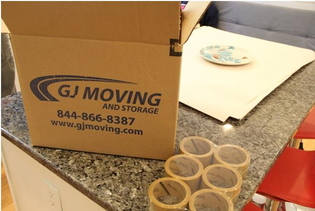 local moving companies G&J Moving