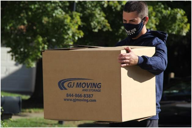 Local moving companies near me, Virginia