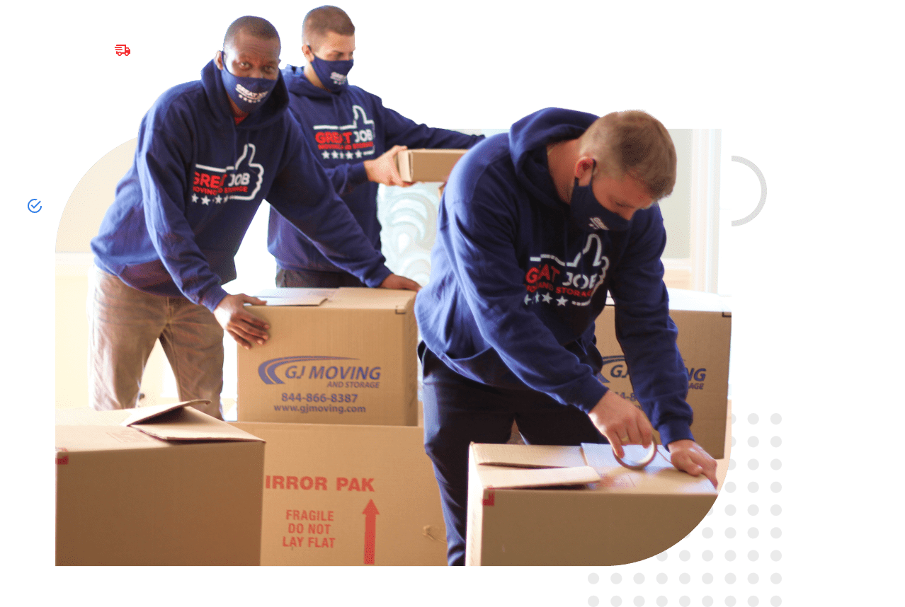 Local Moving Services in VA, MD and Washington DC