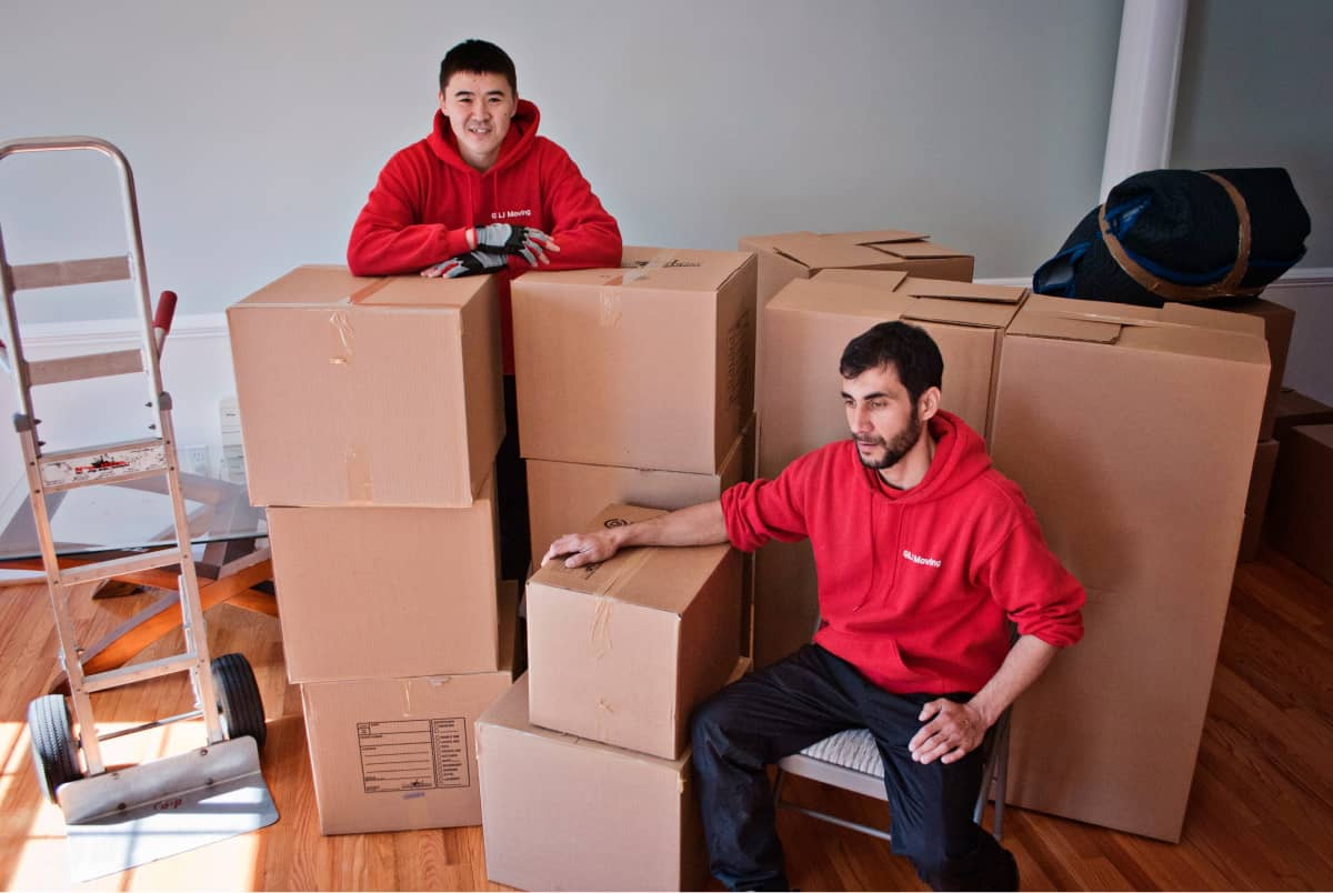 Long-Distance Moving Services in VA, MD and Washington DC