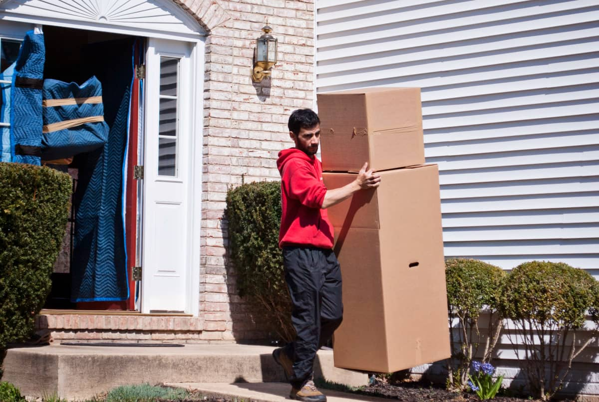 Commercial Moving in VA, MD and Washington DC